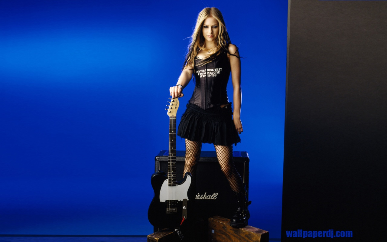 1280x800 Avril Lavigne Wallpaper Music And Dance Wallpapers