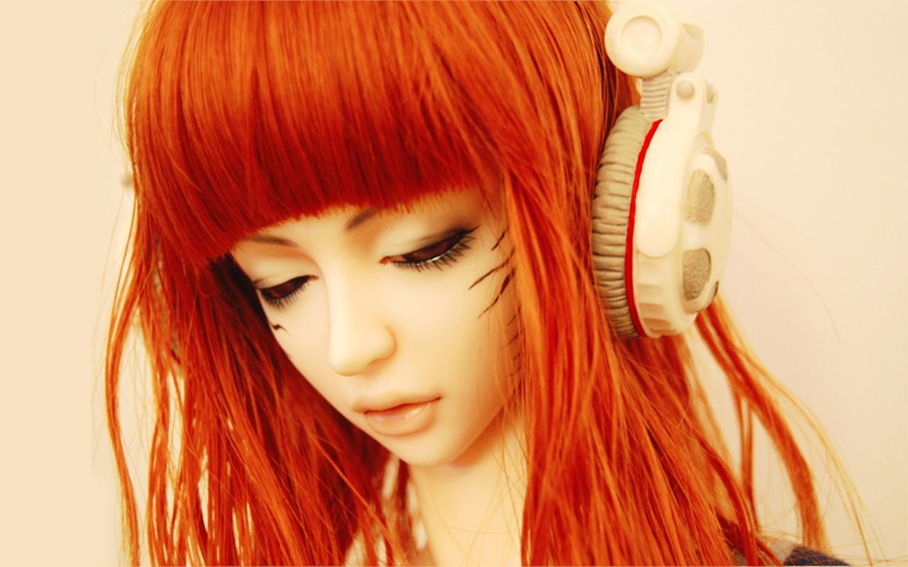 Orange Girl