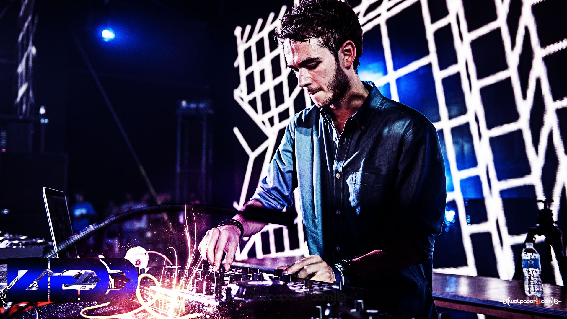 1920x1080 Dj Zedd wallpaper, music and dance wallpapers
