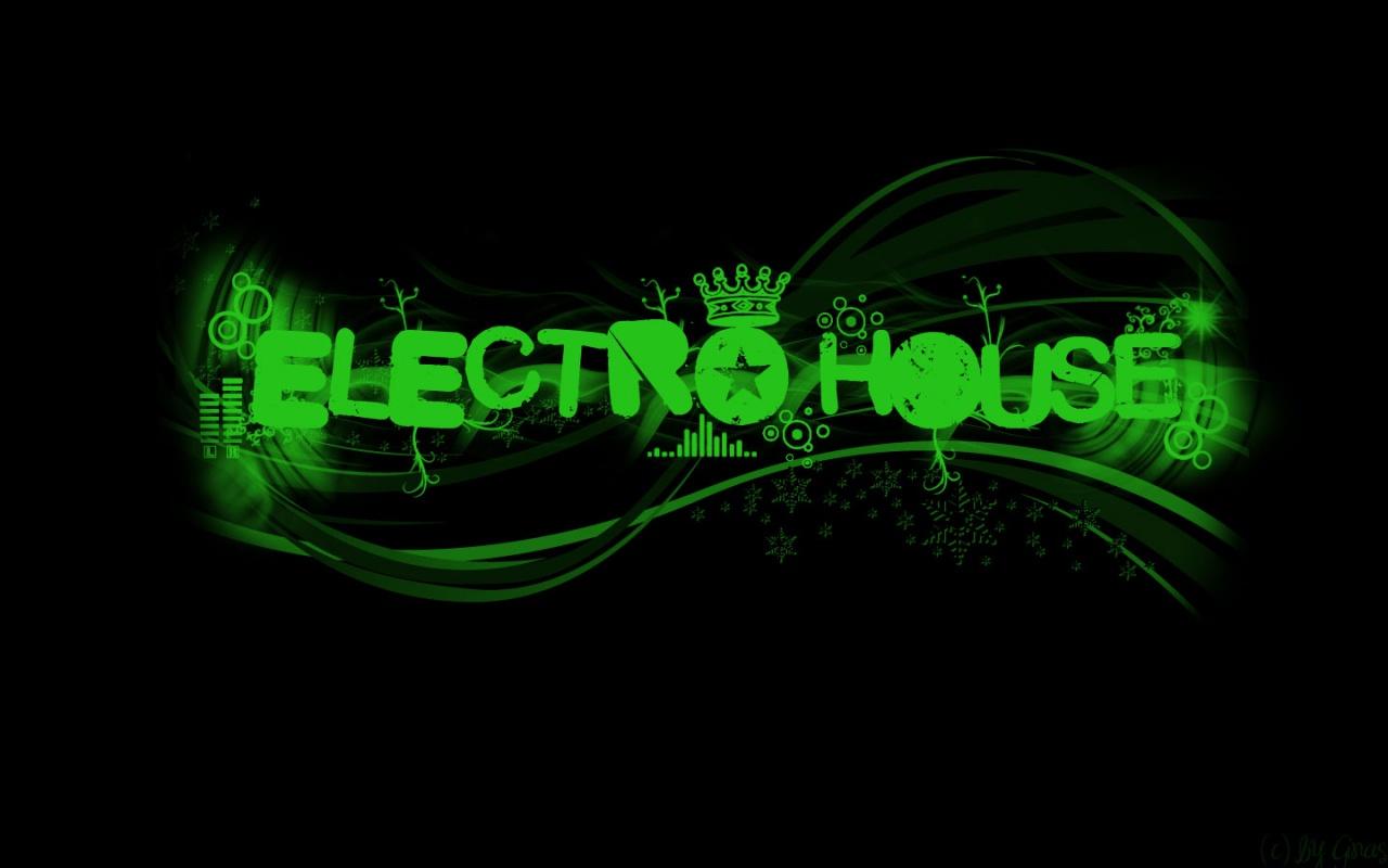 Electro house wallpaper - Imagui