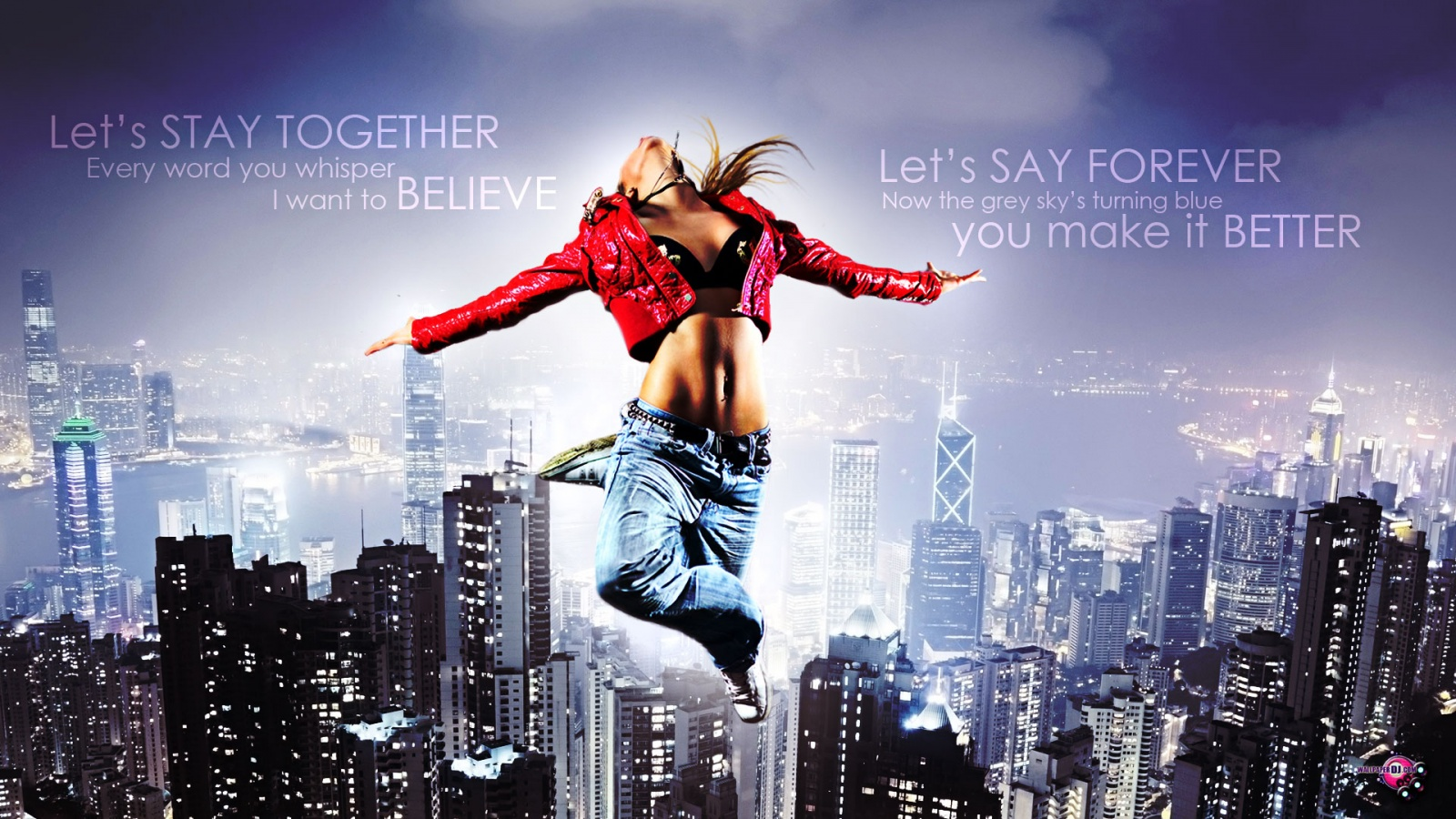 1600x900 I Want To Believe Wallpaper Music And Dance Wallpapers