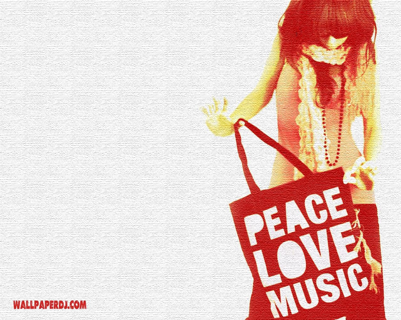 Peace Love Music
