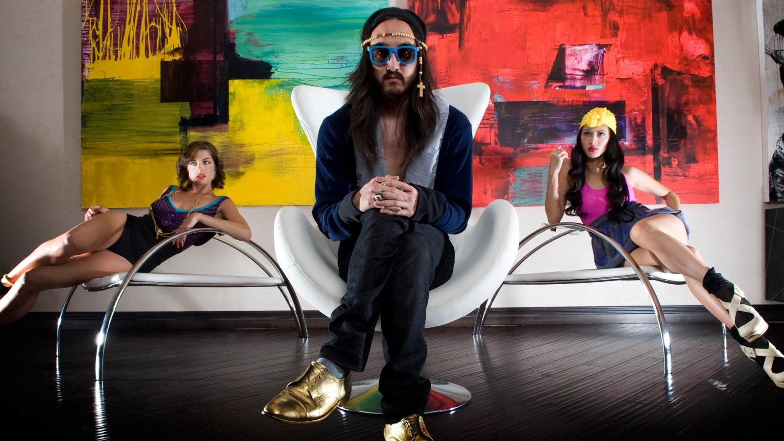1600x900 Steve Aoki wallpaper, music and dance wallpapers