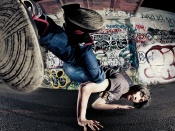 Bboy In Action