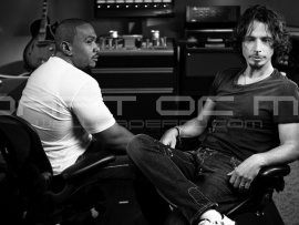 Chris Cornell & Timbaland (click to view)