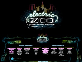Electric Zoo Festival 2010 (click to view)
