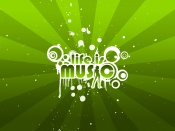 Life is music green