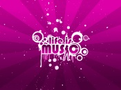 Life is music pink