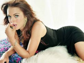 Lindsay Lohan (click to view)