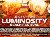 Luminosity 2012