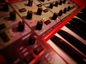 Nord Lead Synthesizer