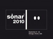 Sonar Festival 2010 Chicago