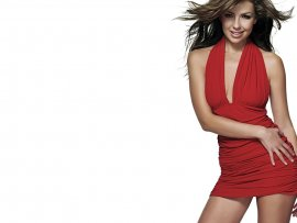 Thalia in red dress (click to view)