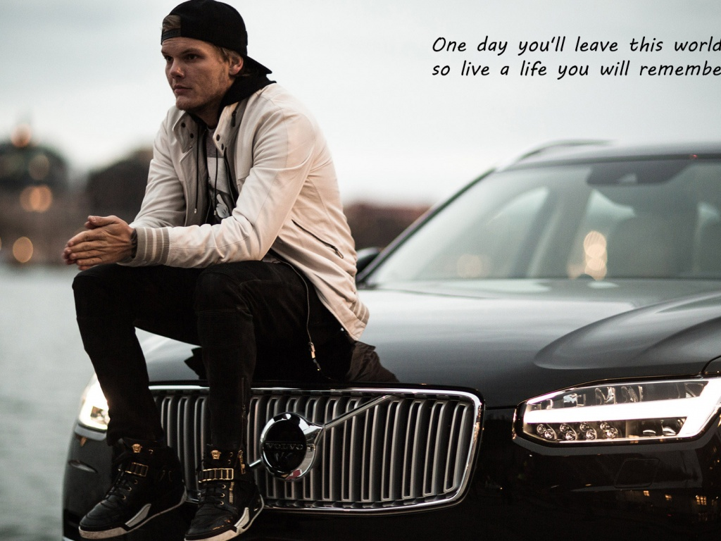 Avicii RIP HD and Wide Wallpapers