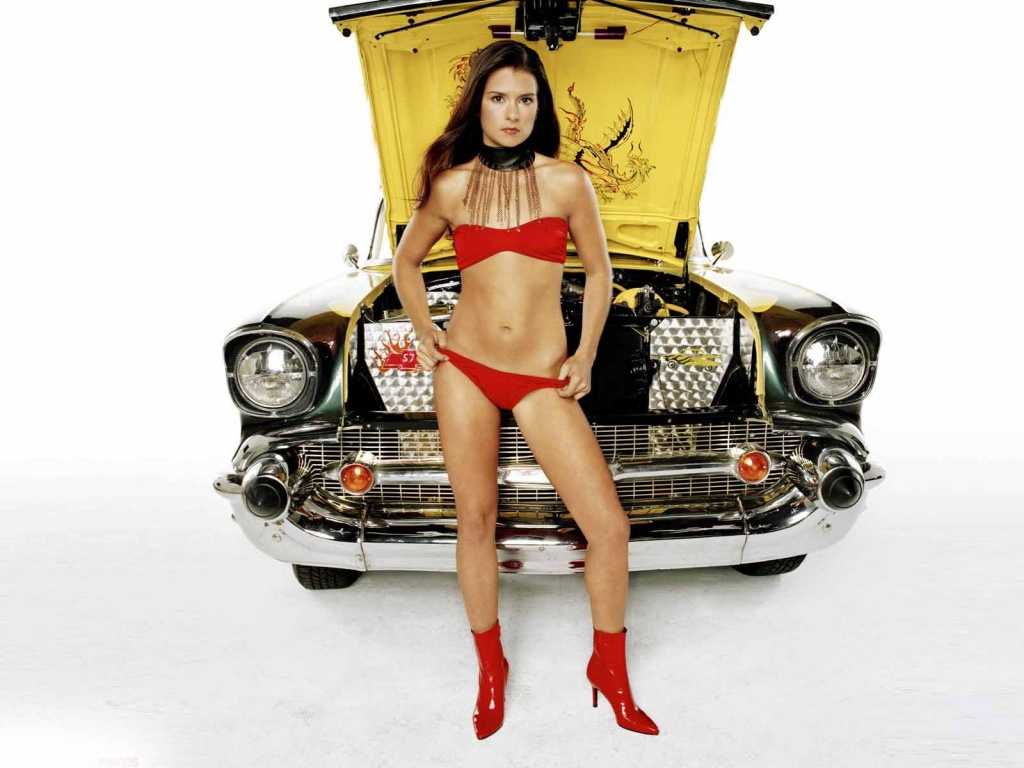 Danica Patrick HD and Wide Wallpapers