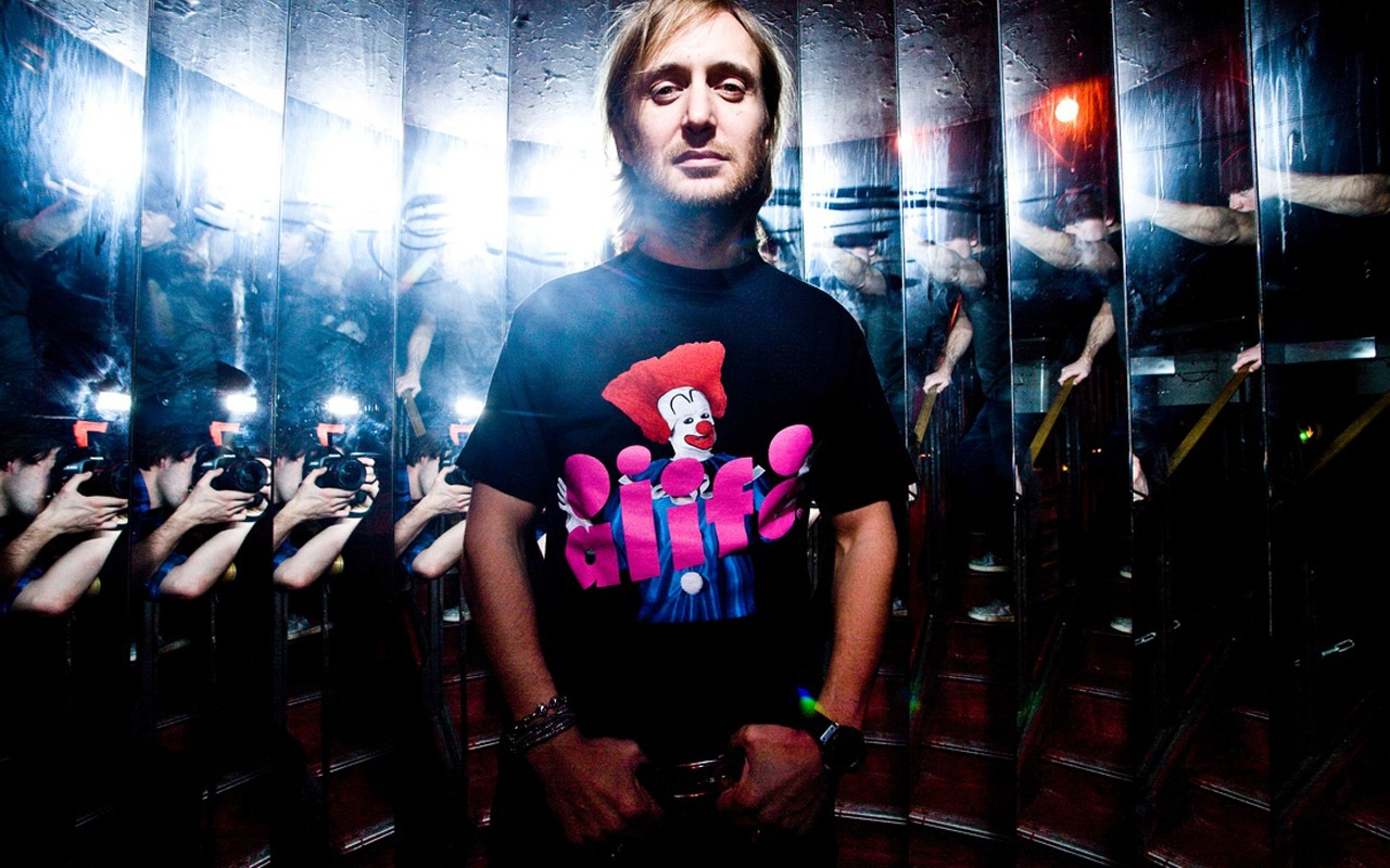 David Guetta HD and Wide Wallpapers