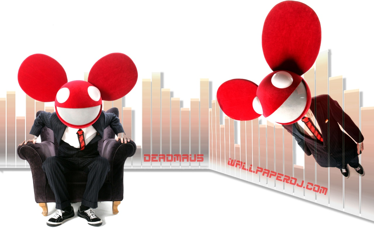Deadmau5 HD and Wide Wallpapers