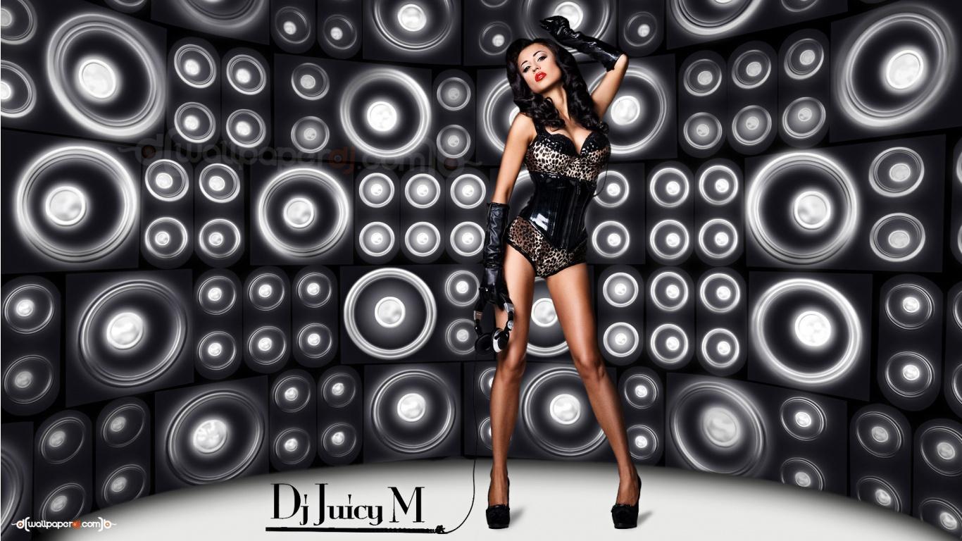 Dj Juicy M Hd Wallpapers: 1366x768 Dj Juicy M Wallpaper, Music And Dance Wallpapers