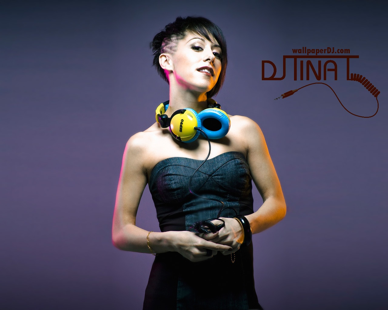 Dj Tina T HD and Wide Wallpapers