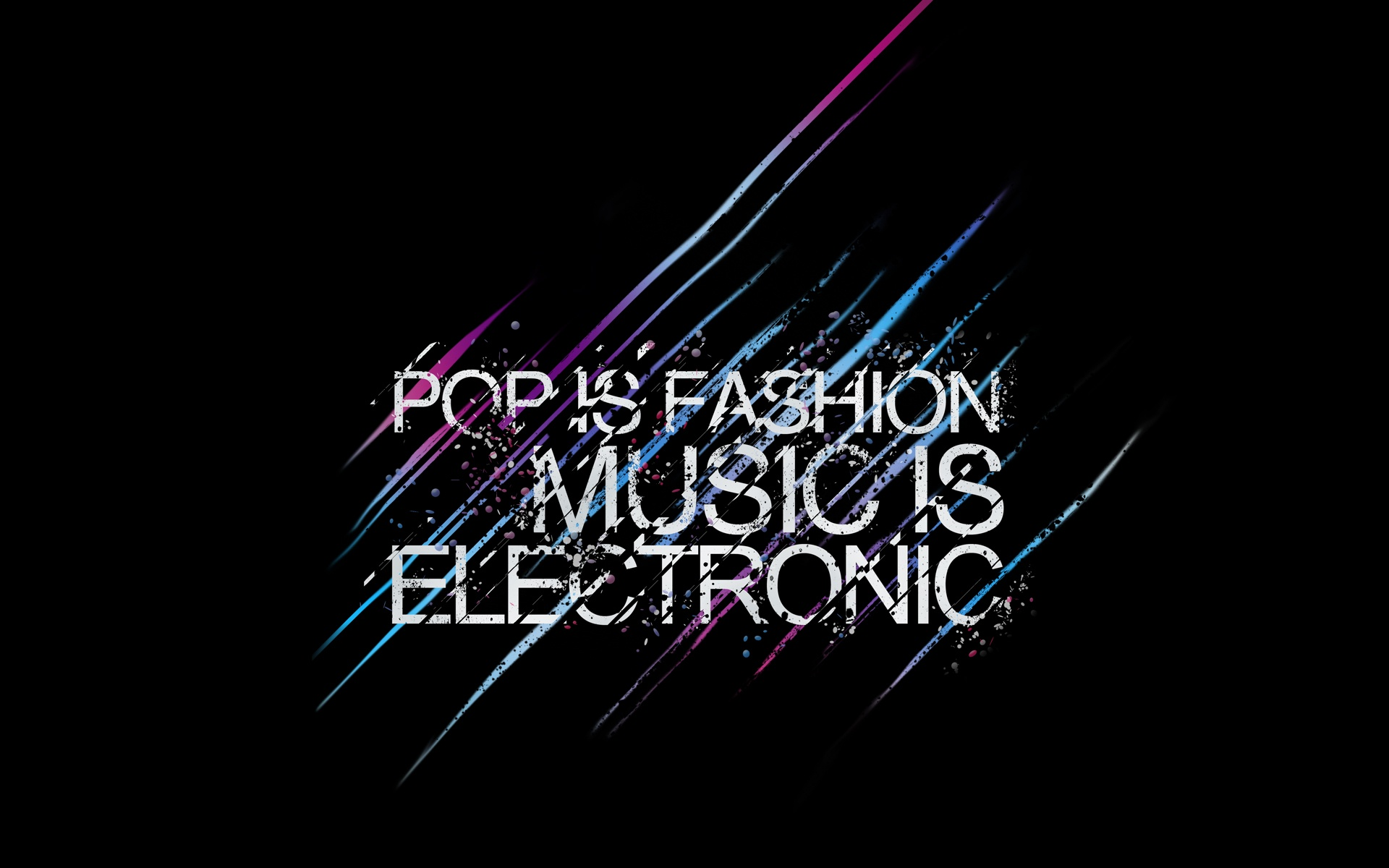 Electro Power HD and Wide Wallpapers