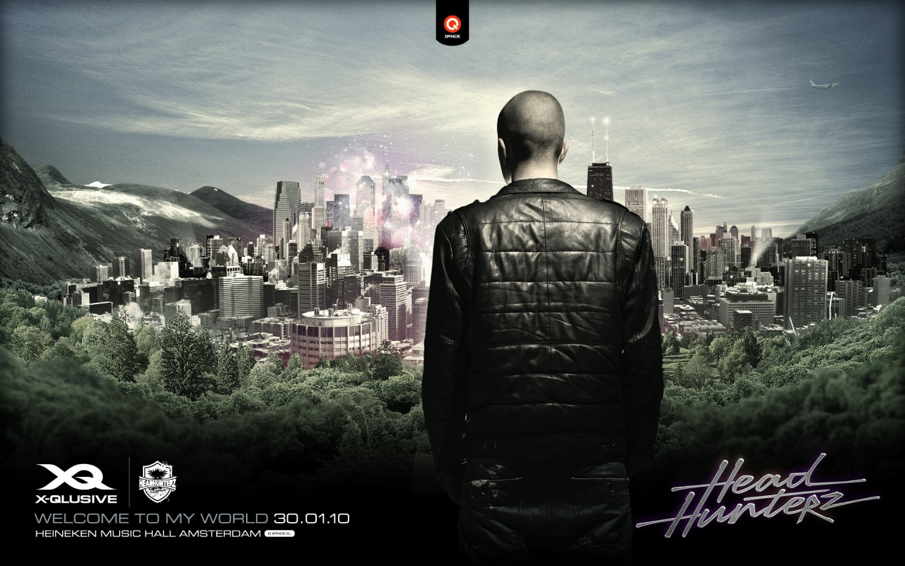 Headhunterz HD and Wide Wallpapers