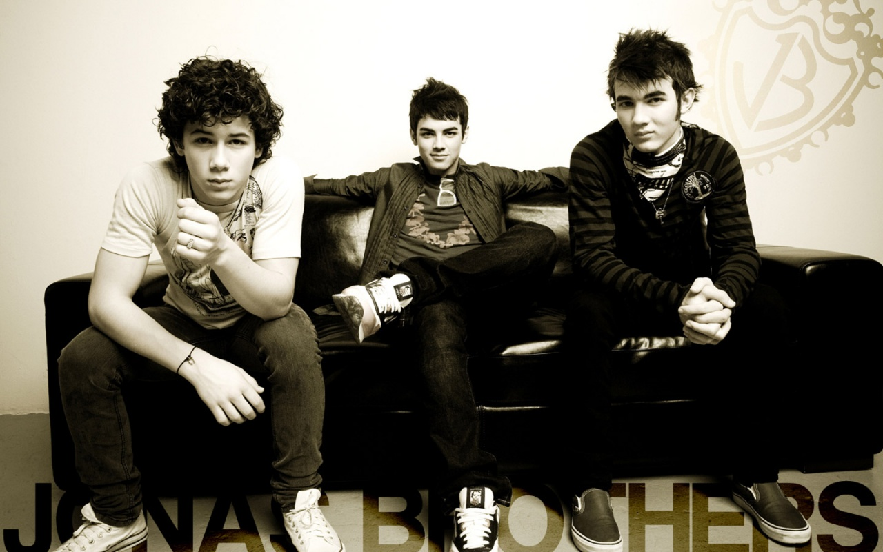Jonas Brothers Band HD and Wide Wallpapers