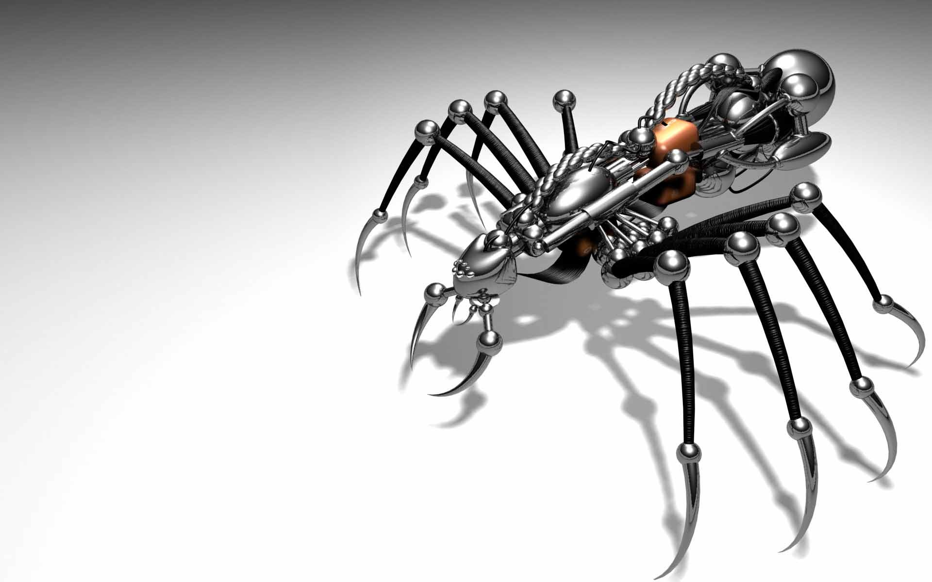 1920x1200 Mechanical Bug Wallpaper, Music And Dance Wallpapers