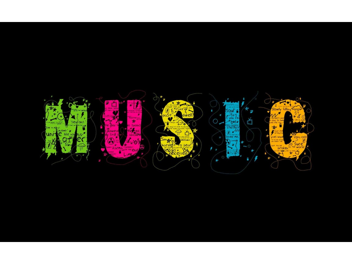 Music is Life HD and Wide Wallpapers