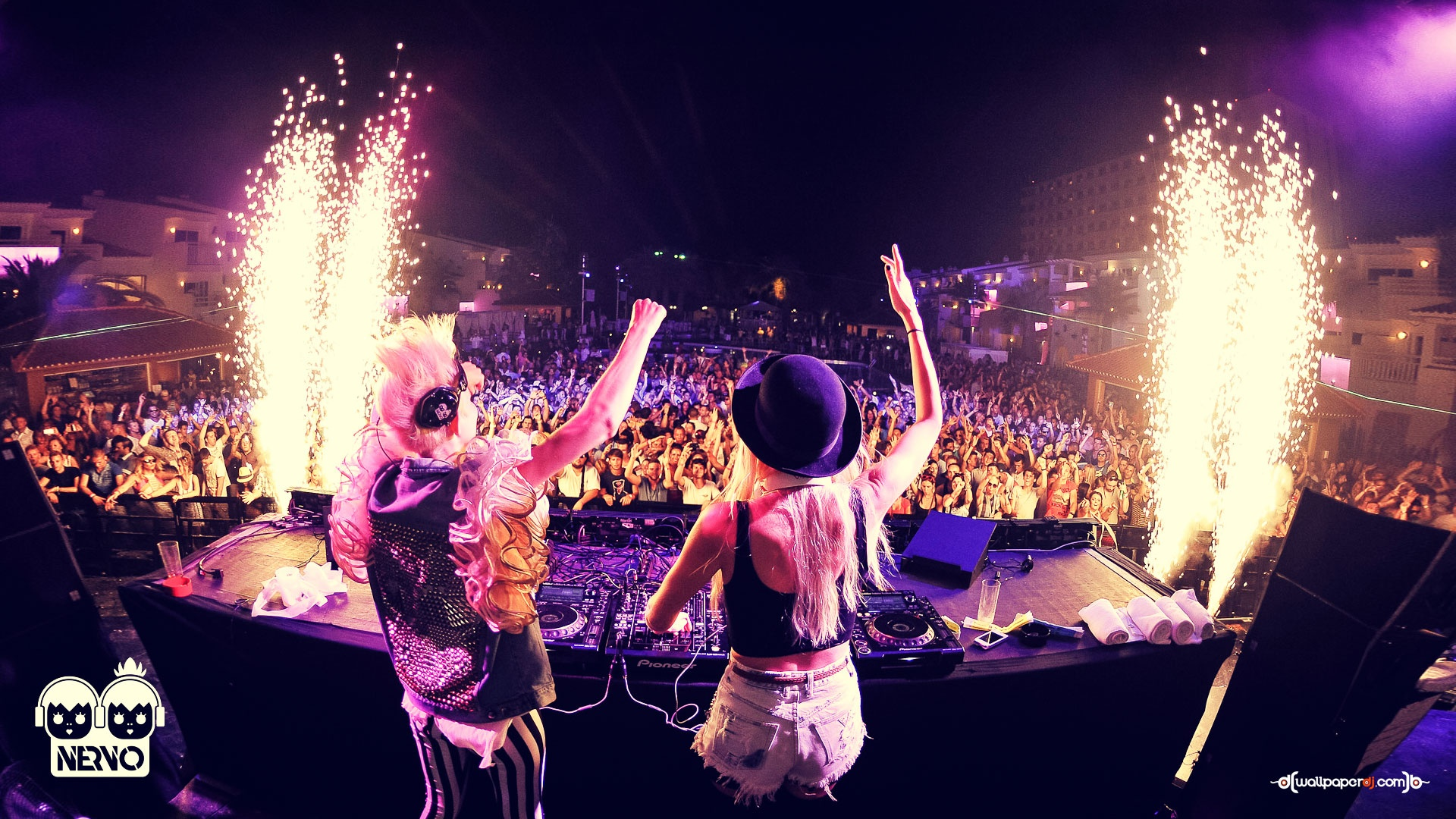Nervo HD and Wide Wallpapers
