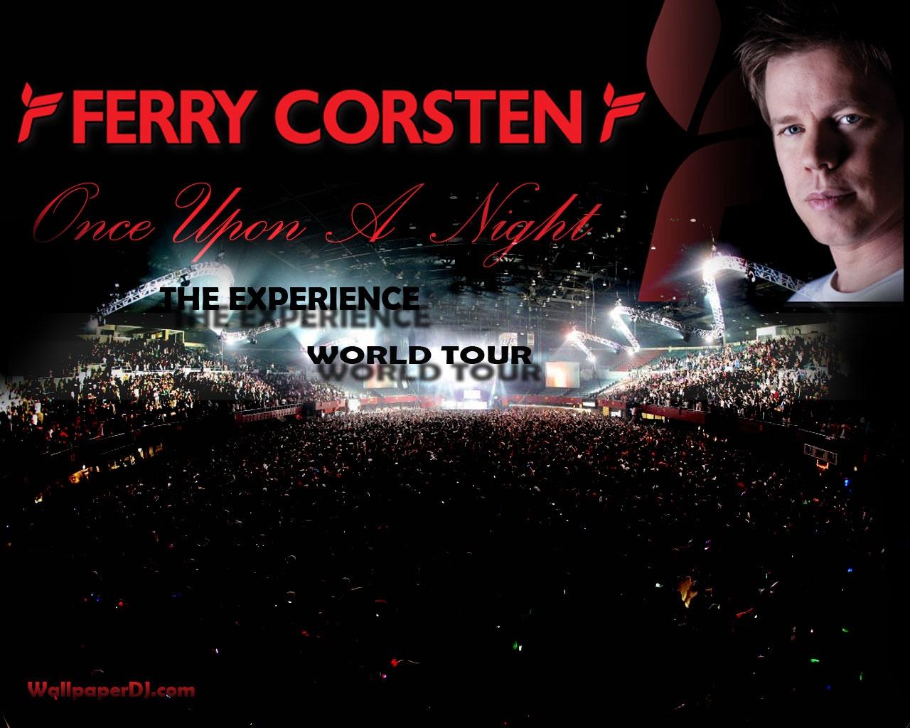 Ferry Corsten Tour