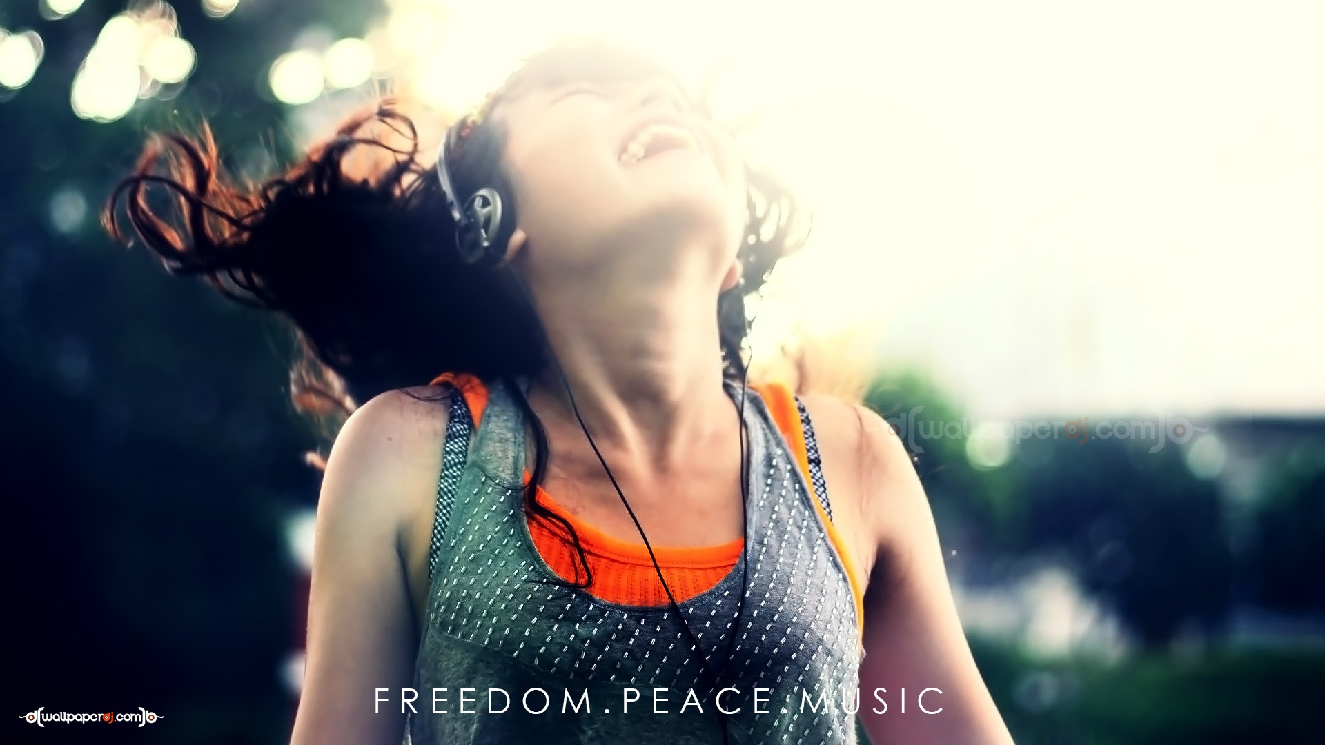 Peace Through Music HD and Wide Wallpapers