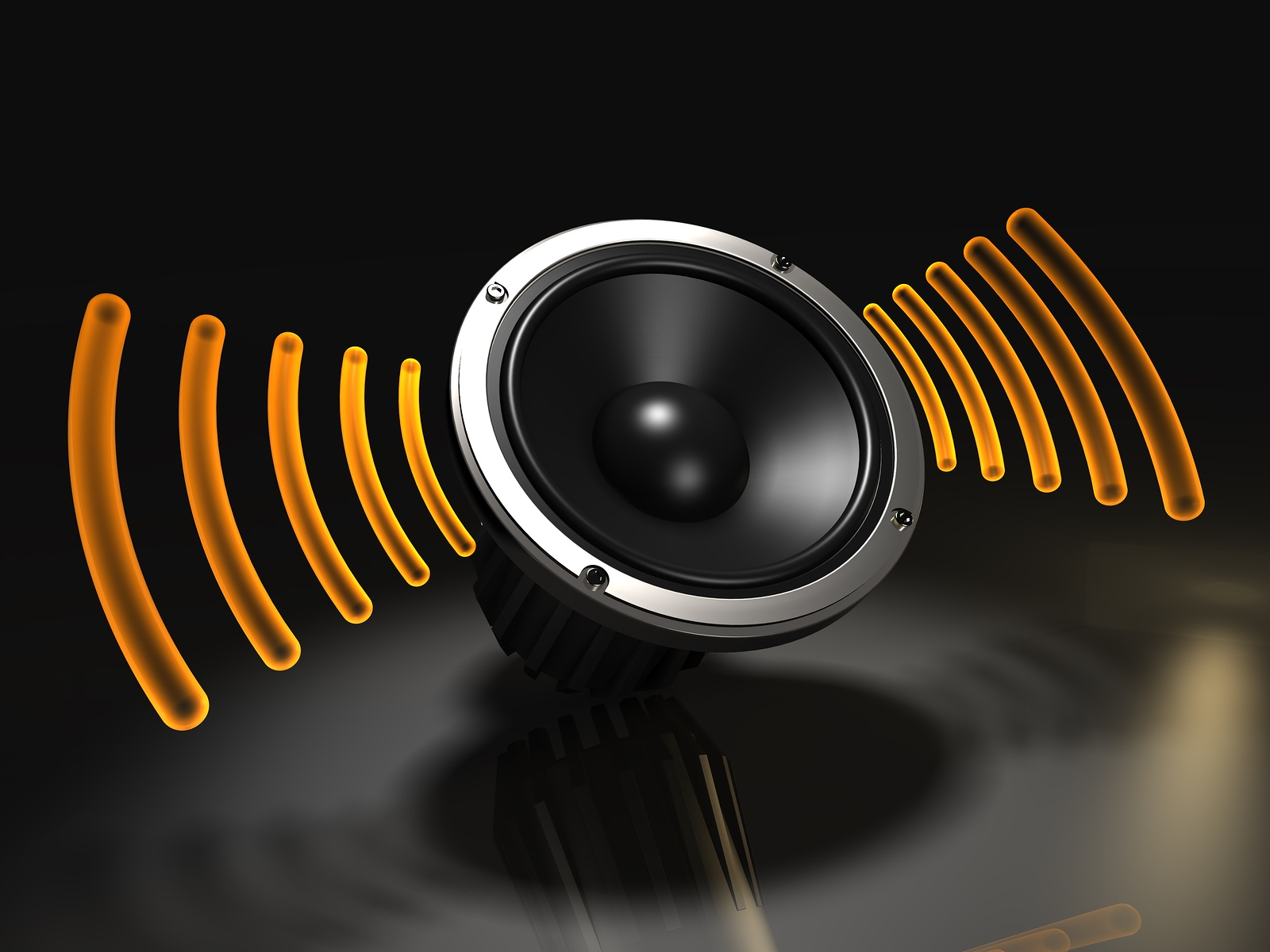 1600x1200 Sound Waves wallpaper, music and dance wallpapers