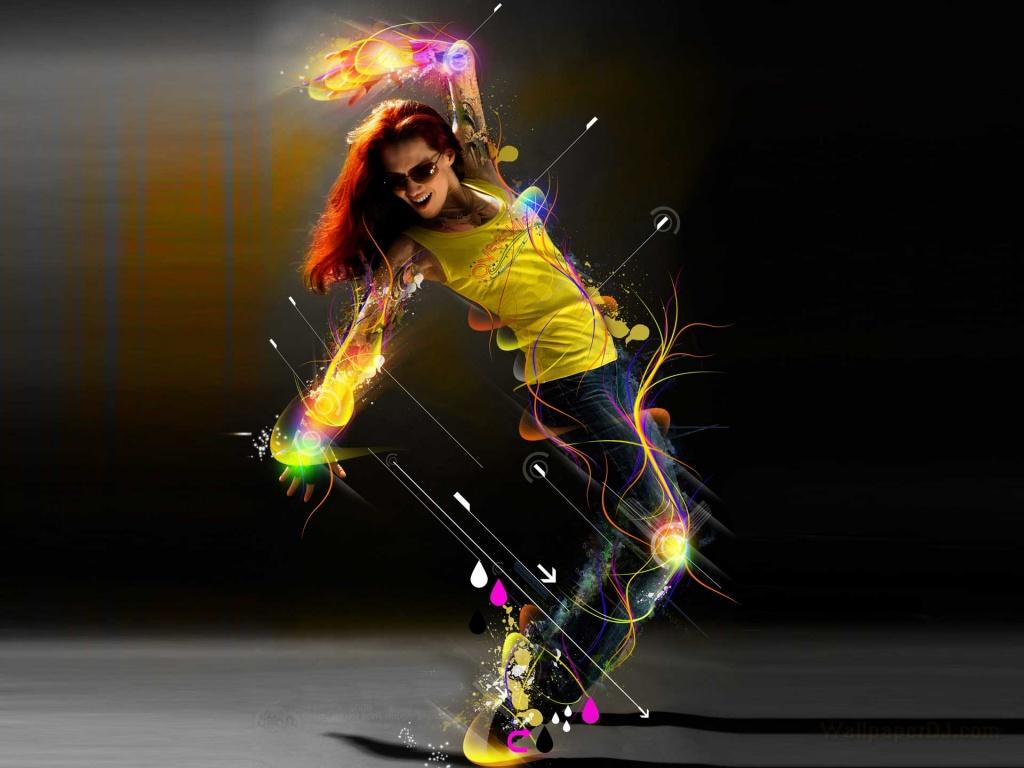 dance wallpaper cool girl - photo #13