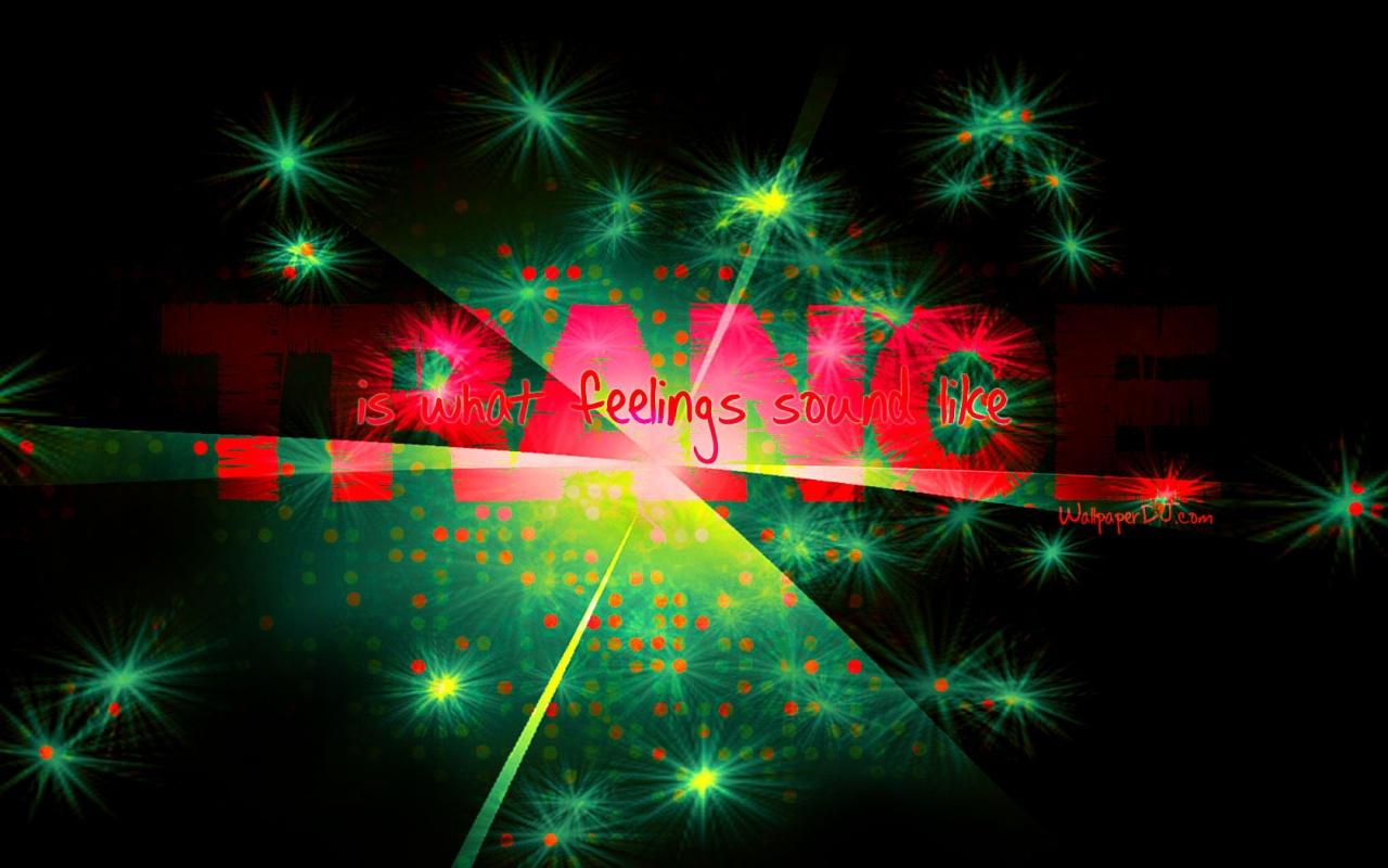 Trance music is what feelings sound like wallpaper